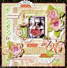 Sweet Angel - Graphic 45 - Scrapbook.com