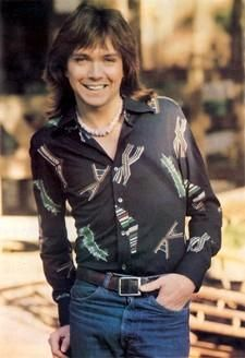 David Cassidy back in the day he was hot
