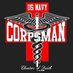 Corpsman Up - Top Quality Military Inspired Apparel
