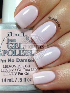 ibd Just Gel Polish - I'm No Damsel