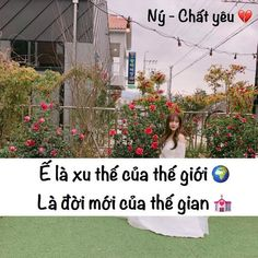 안녕하세요 (xin chào)  -quotes quotes và quotes =)) #tiểuthuyếtthiếuniên # Tiểu thuyết thiếu niên # amreading # books # wattpad Crush Quotes, Girl Quotes, Me Quotes, Qoutes, Cute Girlfriend Quotes, Anniversary Quotes, Things About Boyfriends, Status Quotes, Heartfelt Quotes