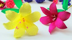 How to make Lily Paper Flower 2017 ( Very Easy ) - DIY Paper Crafts    More 5 Minute Crafts Videos: https://5-minutecrafts.net/  #SimpleLifeHacks  #Crafts, #DIY, #DIYCrafts, #DIYPaperCrafts, #Easy, #EasyPaperFlo, #Flower, #HowToMake, #HowToMakePaperFlower, #HowTo, #Lily, #Paper, #PaperCrafts, #PaperFlower, #PaperFlowerTutorial, #PaperFlowers