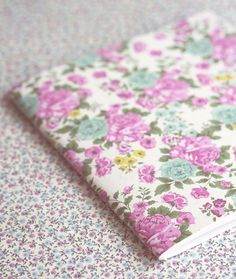 Christmas gift ideas. Shabby Chic notebook