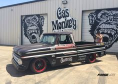 Fast N Loud did a '65 - The 1947 - Present Chevrolet & GMC Truck Message Board Network