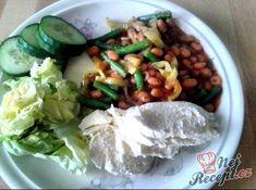 Mozzarella se zeleninou