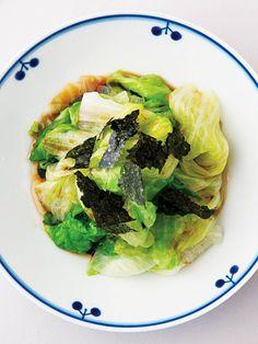 味つけのりを使って 『ELLE gourmet(エル・グルメ)』はおしゃれで簡単なレシピが満載!