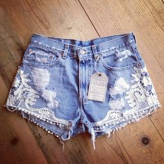 In love with these shorts♡