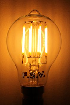 LED Light Bulb. Dimmable GLS Round 6W light bulb. Australian standard - Fat Shack Vintage - Fat Shack Vintage