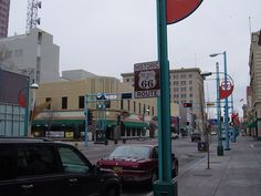 HISTORIC ROUTE66  Albuquerque