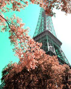 I like Paris in the Springtime!