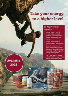 You don't have to be a rock climber to benefit from Argi!