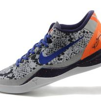 newest 2ae60 592f5 Authentic Nike Shoes For Sale Discount Nike Kobe 8 Pit Viper Grey Blue  Factory Outlet  Nike Kobe -