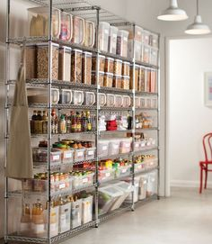 creative and simple ideas for storing kitchens Creative And Simple Kitchen Storage Organization Ideas - Own Kitchen Pantry Kitchen Pantry Design, Kitchen Pantry Cabinets, Interior Design Kitchen, Home Design, Nice Kitchen, Kitchen Ideas, Kitchen Decor, Kitchen Designs, Design Ideas