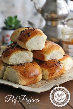 Puf Poğaça (Sıvı yağlı) – Mutfak Sırları – Pratik Yemek Tarifleri