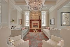 Graham Hill Transitional - traditional - Living Room - Minneapolis - Stonewood, LLC