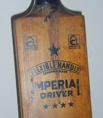 vintage cricket bat - Google Search Cricket Bat, Charming Man, Gin, Bottle Opener, Barware, Canning, Classic, Bats, Vintage