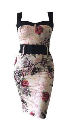 Love Darling Belted Dress