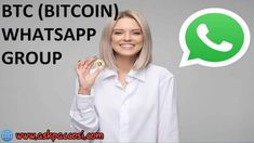 Whatsapp Group, Bitcoin Cryptocurrency