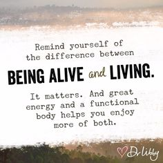 Remind yourself of the difference | Dr Libby