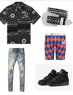 Swag Outfits Men, Sneakers Fashion Outfits, Black Outfits, Boys Fashion Dress, Teen Boy Fashion, Urban Fashion, Men's Fashion, Work Fashion, Winter Fashion
