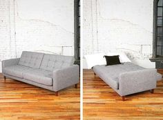 Either/Or Convertible Sofa from Urban Outfitters