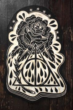 Deathly Rose. 2013