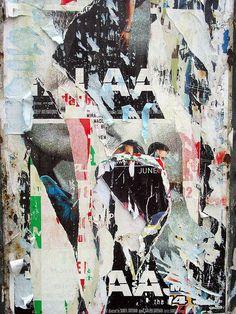 poster art palimpsest
