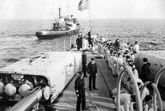 Graf Spee torpedos