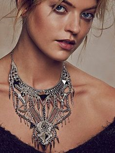 Free People Tibetan Princess Collar