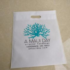 96ad647a4df wholesale 500pcs lot 40Hx30cm reusable non woven shopping bags eco-friendly  gift non woven