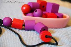 Easy Montessori Valentine's Day Activities