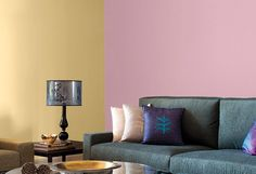 Get a wide range of paints for home from plain finishes interior walls online. Exclusive home painting products for varied requirement of your interior walls by Asian Paints. House Paint Interior, Interior Walls, Interior Painting, Paint Colors For Home, House Colors, Home Colour Design, House Design, Asian Paints Colours, Inspiration Wand