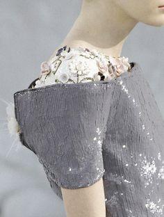 lamorbidezza:  Chanel Haute Couture Spring 2008 Details
