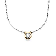 Wunderschöne Halskette mit Brillant vor Ort in Kassel. Top Preis für Brillanten aus der Diamantbörse