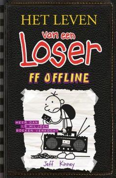 Het leven van een loser 10 // Ff offline // Jeff Kinney // ISBN: 9789026140600