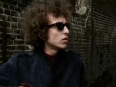 """▶ Funny video of Bob Dylan playing with words. From the movie """"No Direction Home - Bob Dylan Part 2""""."""