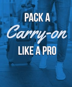With some savvy and advance planning, you too can be that enviable traveler with a single rolling carry-on. Oh The Places You'll Go, Places To Travel, Travel Stuff, Thai Travel, Packing Tips For Travel, Vacation Packing, Cruise Vacation, Vacation Destinations, Travel Guides