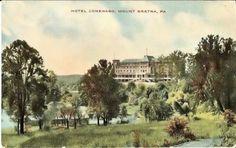 Mount Gretna hotel