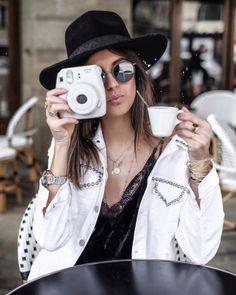 Lisa Germaneau x Reiko Cowboy Hats, Instagram, Lisa, Fashion, Open Set, Jacket, Fashion Ideas, Purpose, Moda