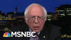 Bernie Sanders: President Donald Trump Broke Working People Promise | Ra...