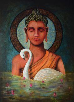 Buddha 1 - Kuljeet Singh