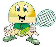 Afbeeldingsresultaat voor badminton animatie