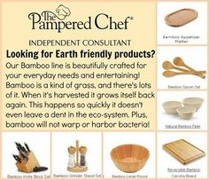 awesome and earth friendly products!!!