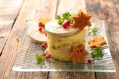 Petits cakes citron et cranberry Christmas Dishes, Christmas Cooking, Christmas Ideas, Xmas, Humble Potato, Foie Gras, Macarons, Entrees, Cheesecake