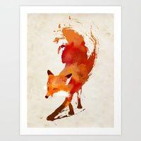 Popular Animals Art Prints | Society6