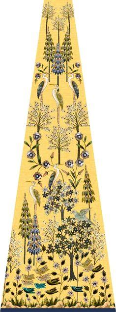 Paisley Art, Border Embroidery Designs, Leaf Wall Art, Lahenga, Doodles Zentangles, Textile Design, Kaftan, Flower Art, Digital Prints