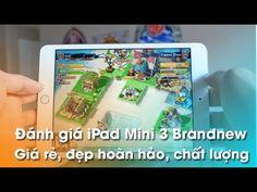 cool iPad Mini 3 mới, chưa KH chỉ 8tr790 - Đáng mua trong tầm giá.