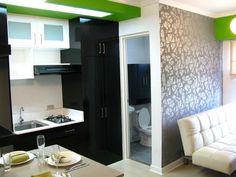 kuchnia otwarta na pokój