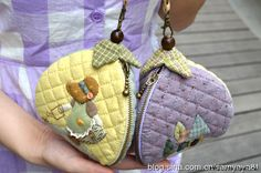 Sew unusual handbag purse