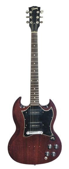 Pete Townshend | '67 Gibson SG Special.
